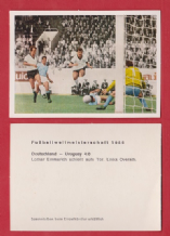 West Germany v Uruguay Emmerich @ Sheffield Wednesday